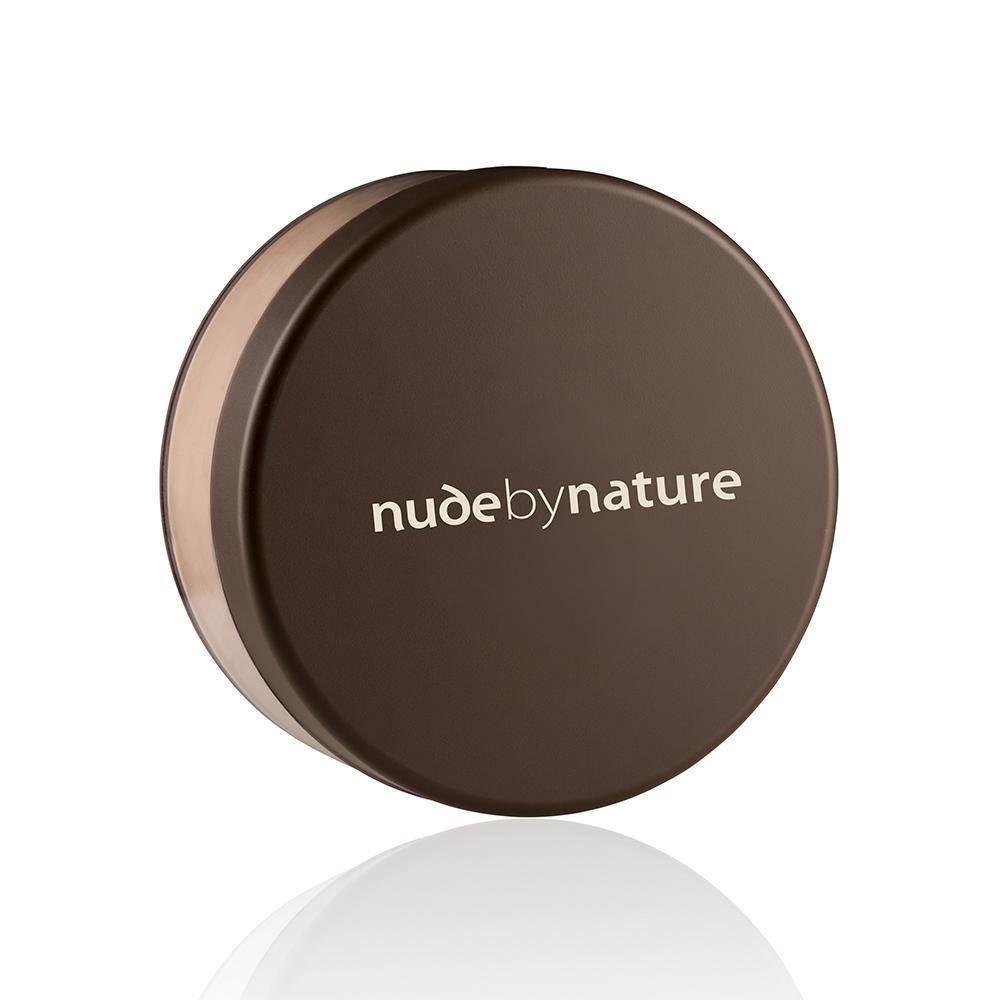 NUDE BY NATURE Natural Mineral Cover Foundation - Dark