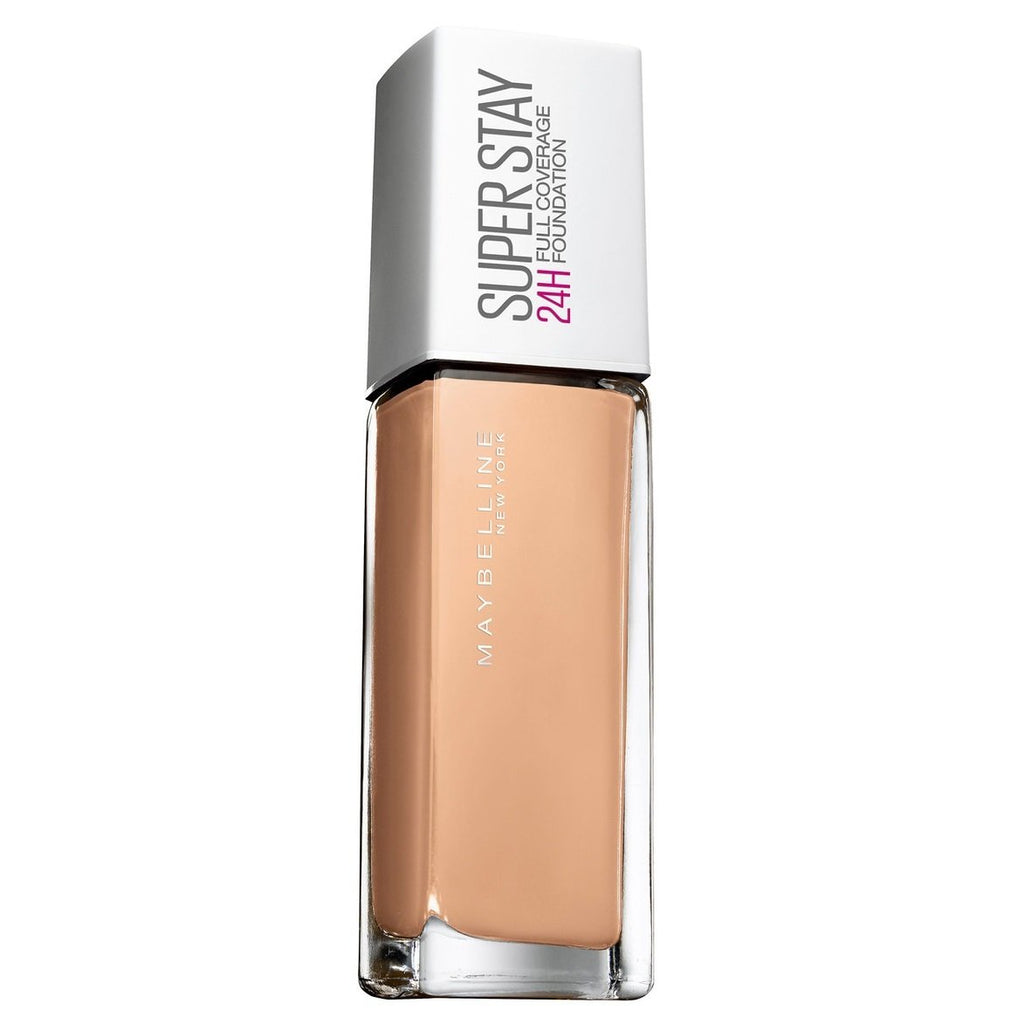 MAYBELLINE Superstay 24H Full Coverage Foundation - Nude Beige #021