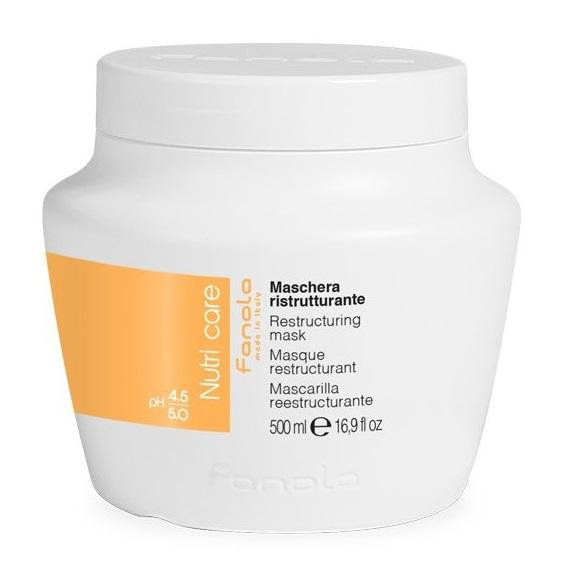 FANOLA Nutricare Restructuring Mask (500 ml)
