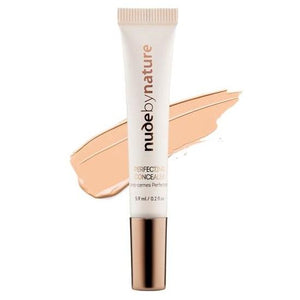 NUDE BY NATURE Perfecting Concealer - Porcelain Beige (Light) #02