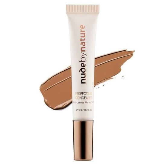 NUDE BY NATURE Perfecting Concealer - Cafe (Dark) #08