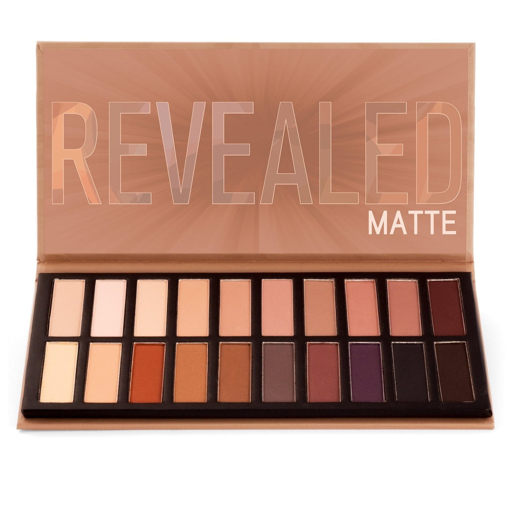 COASTAL SCENTS Revealed Matte Eyeshadow Palette