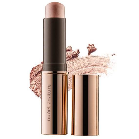 NUDE BY NATURE Touch Of Glow Highlight Stick - Rose