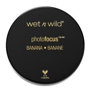 WET N WILD Photo Focus Loose Setting Powder - Banana