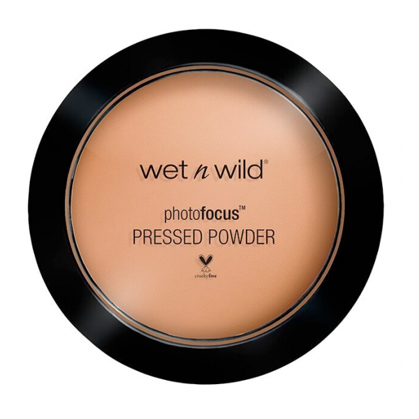 WET N WILD Photo Focus Pressed Powder - Golden Tan
