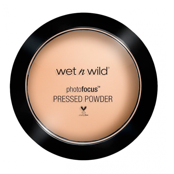 WET N WILD Photo Focus Pressed Powder - Warm Beige