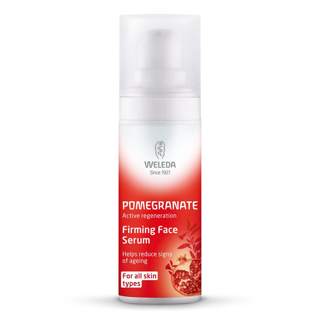 WELEDA Pomegranate Firming Face Serum (30 ml)