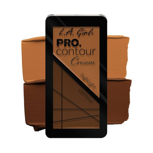 LA GIRL Pro Contour Cream - Deep
