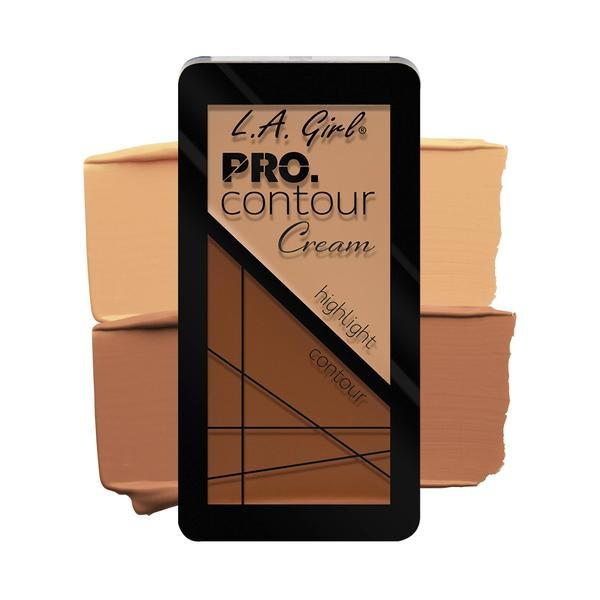 LA GIRL Pro Contour Cream - Light