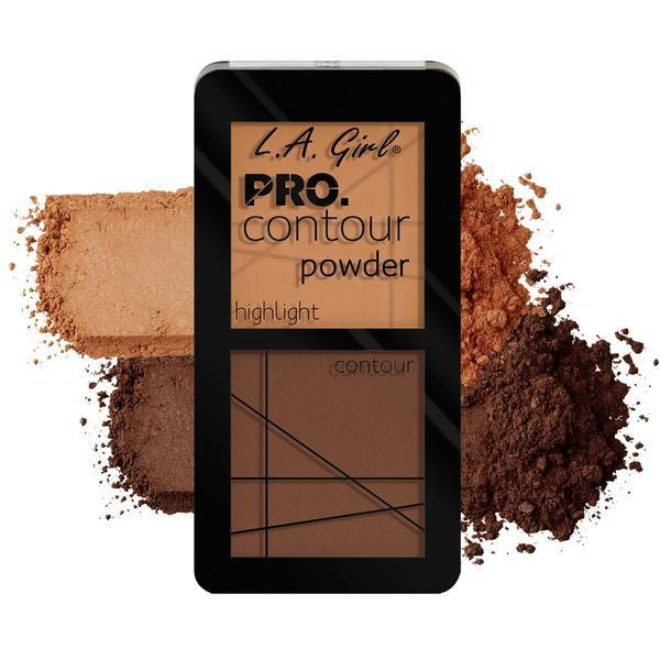 LA GIRL Pro Contour Powder - Medium / Deep