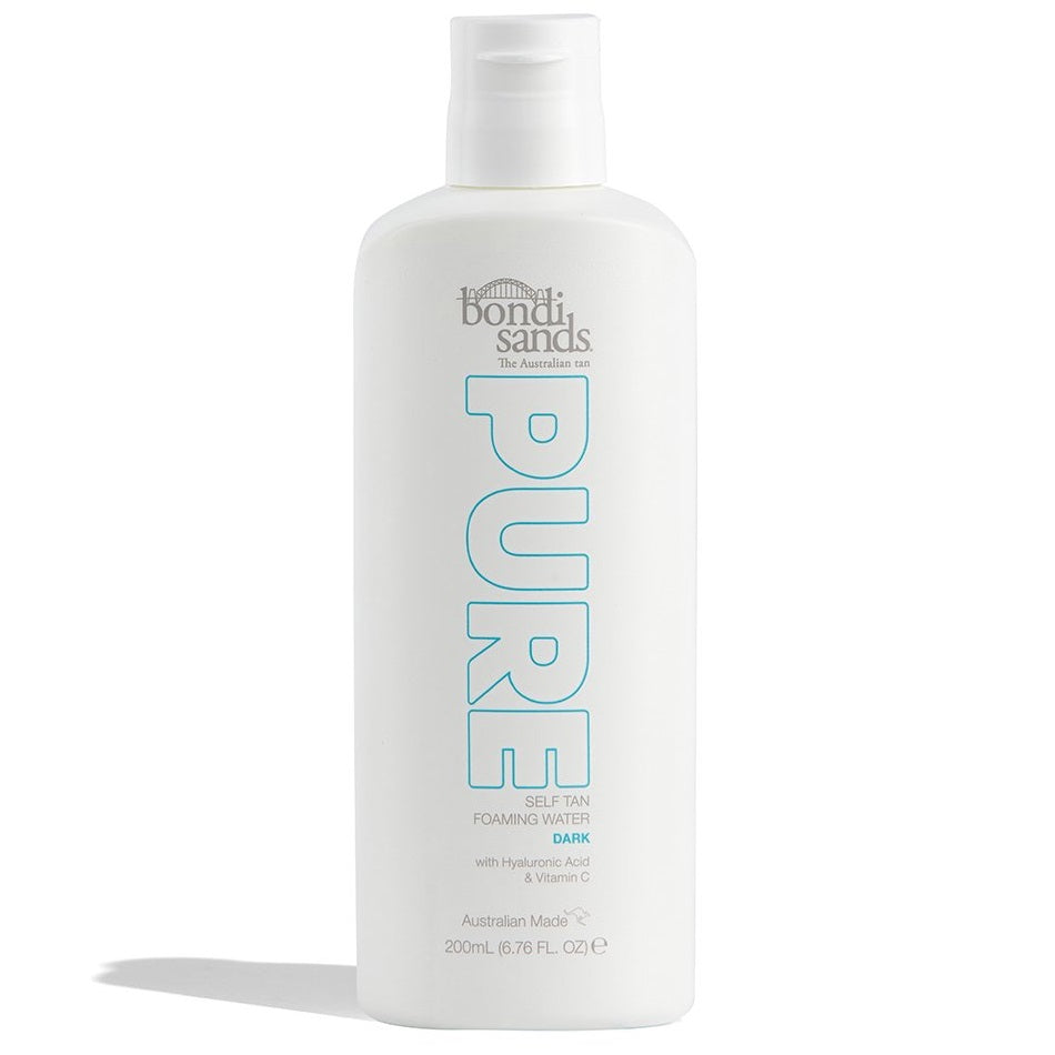 BONDI SANDS Pure Self Tan Foaming Water - Dark (200 ml)