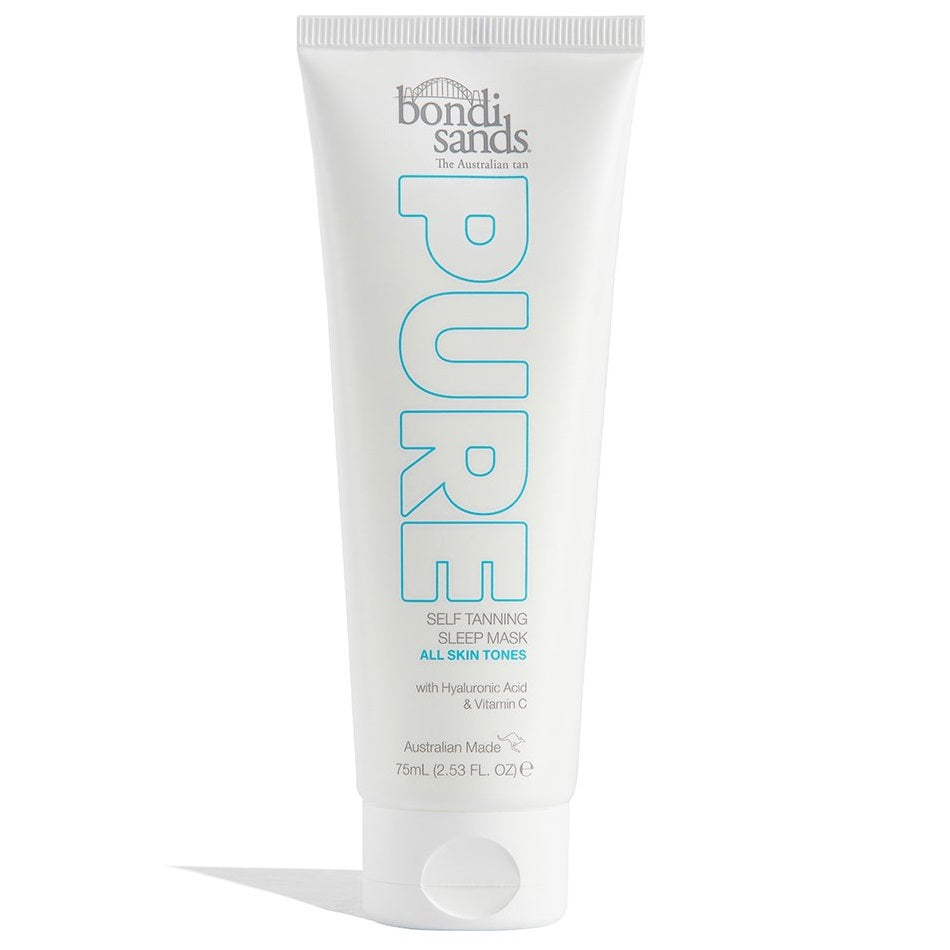 BONDI SANDS Pure Self Tanning Sleep Mask (75 ml)