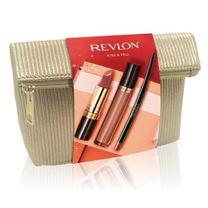 REVLON Kiss & Tell Gift Set