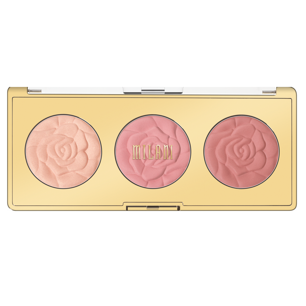 MILANI Rose Blush Trio - Flowers Of Love