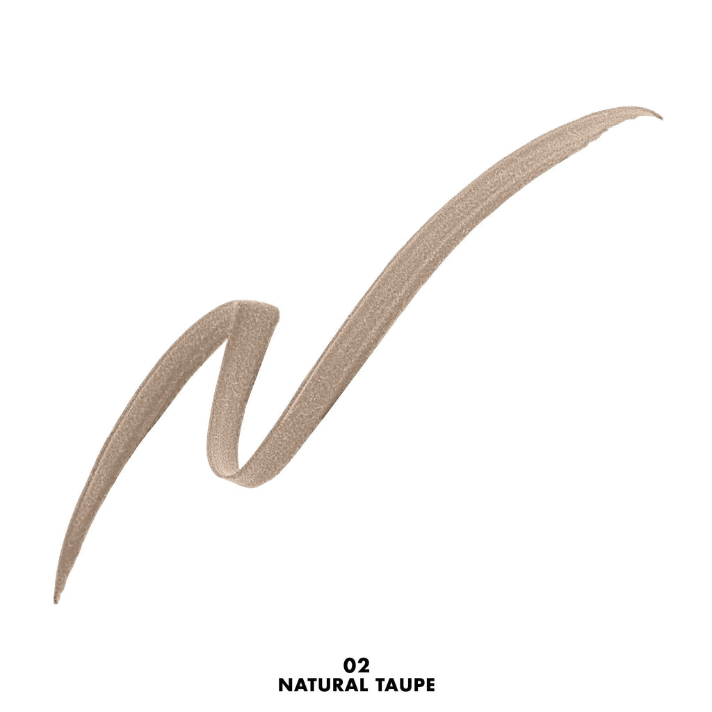 MILANI Stay Put Brow Color - Natural Taupe #02
