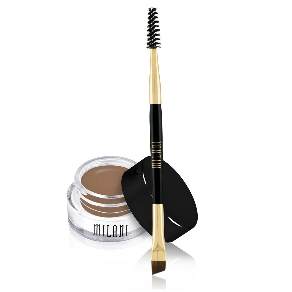 MILANI Stay Put Brow Color - Medium Brown #03