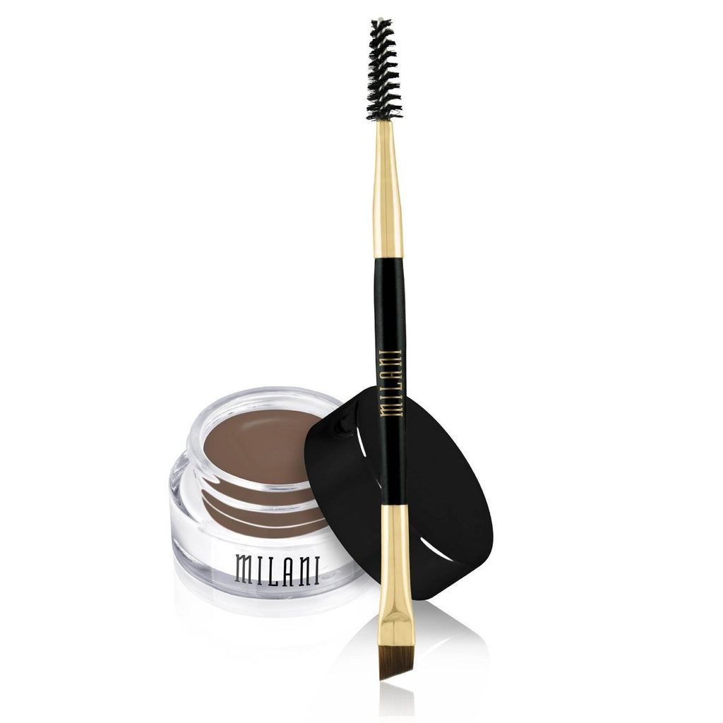 MILANI Stay Put Brow Color - Dark Brown #05