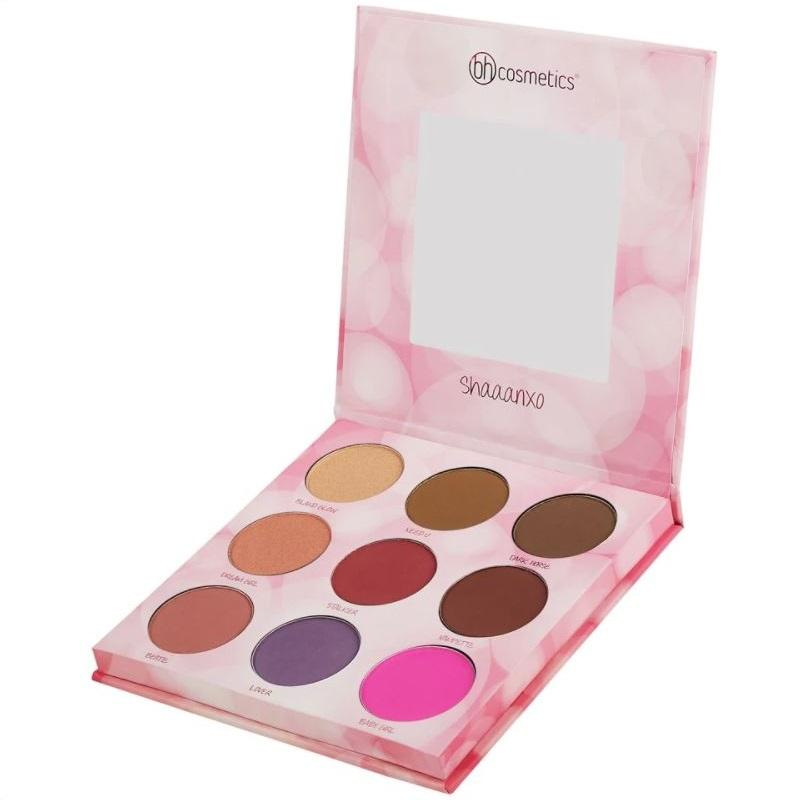 BH COSMETICS Shaaanxo The Remix - 18 Color Shadow Palette