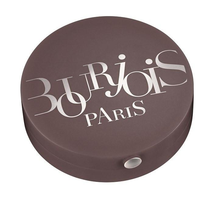 BOURJOIS Round Pot EyeShadow - Noctam Brune #08