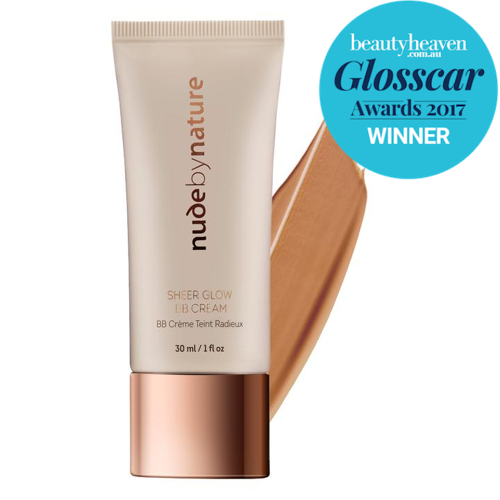 Nude by Nature Sheer Glow BB Cream - MYM Beauty NZ