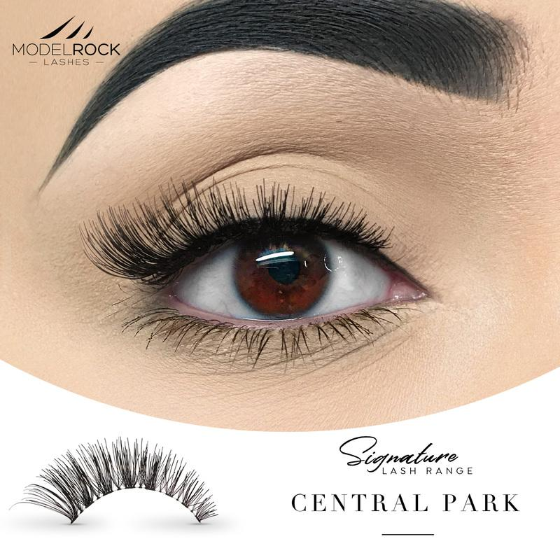 MODELROCK Signature Range Lashes - Central Park