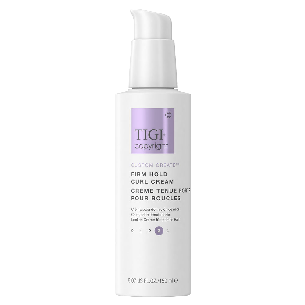 TIGI Custom Create Firm Hold Curl Cream