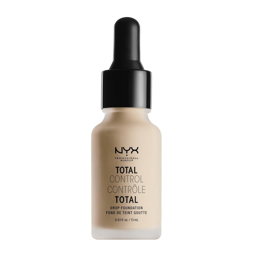 NYX PROFESSIONAL MAKEUP Total Control Drop Foundation - Vanilla