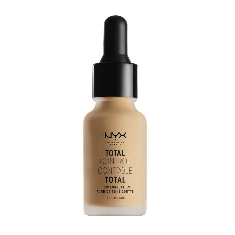 NYX PROFESSIONAL MAKEUP Total Control Drop Foundation - True Beige
