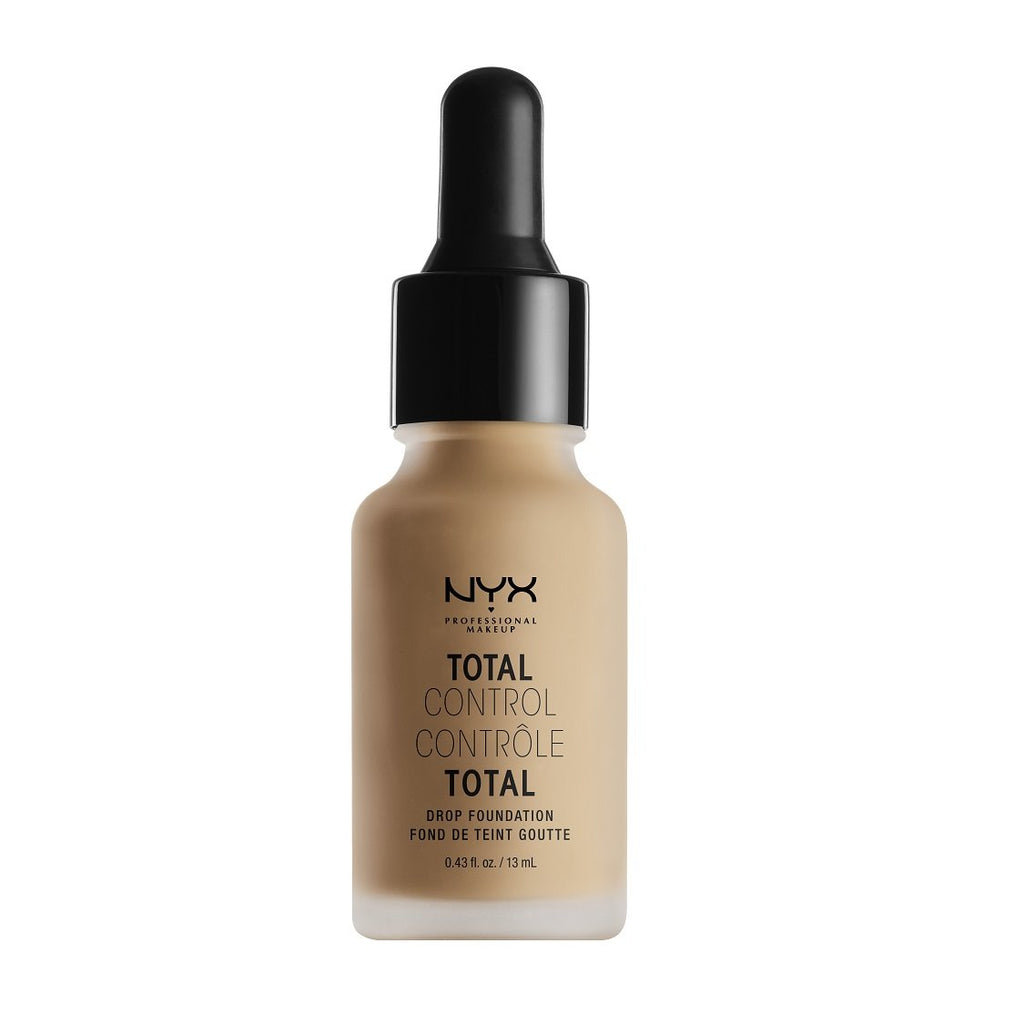 NYX PROFESSIONAL MAKEUP Total Control Drop Foundation - Buff