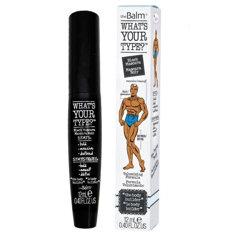 THEBALM What's Your Type? The Body Builder Mascara