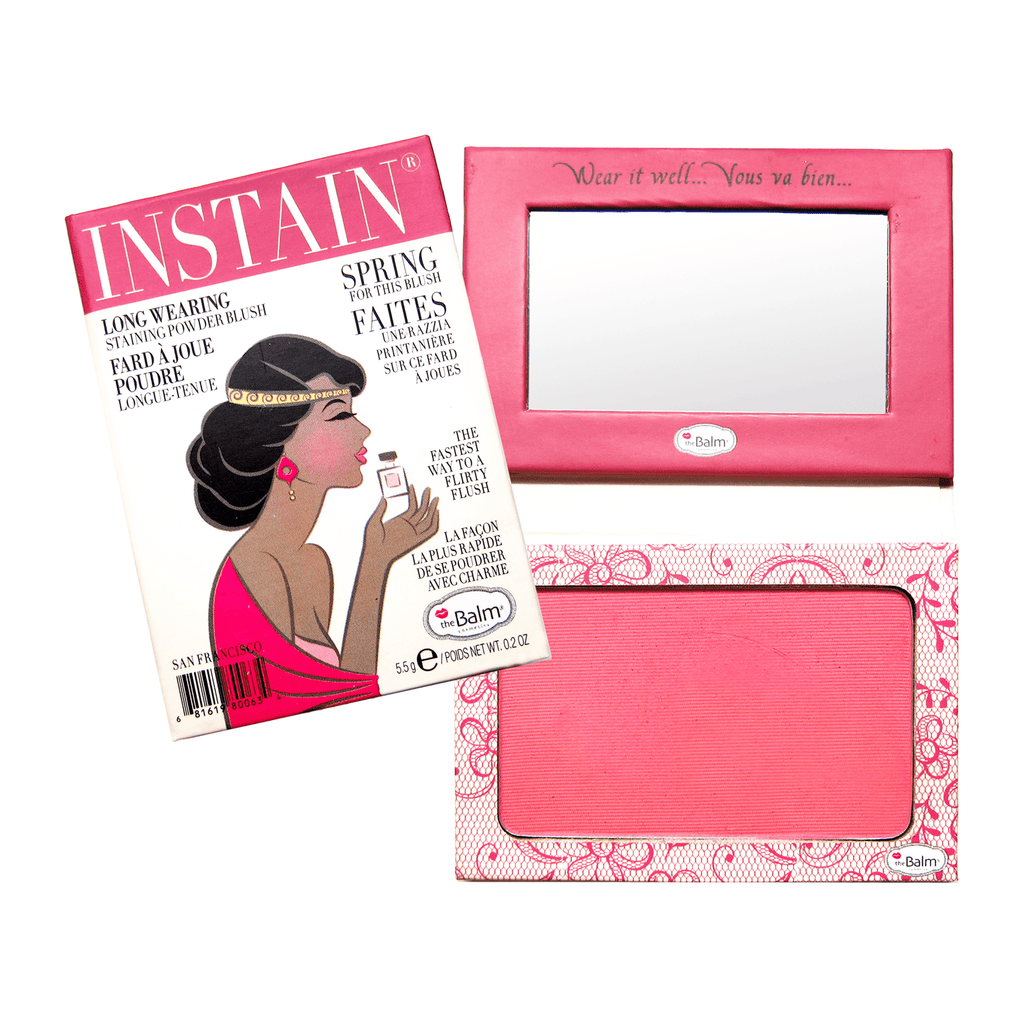 THEBALM Instain Lace (Bright Pink)