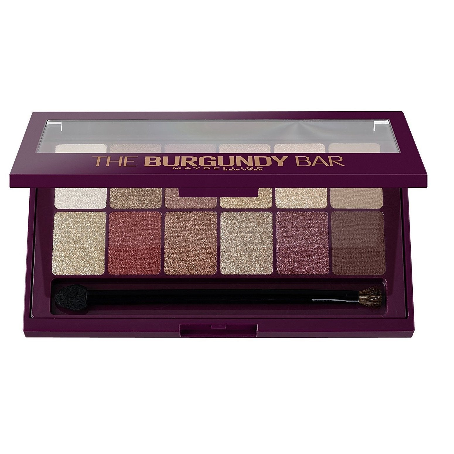 a6b3978182d MAYBELLINE The Burgundy Bar Eyeshadow Palette – LA FEMME BEAUTY