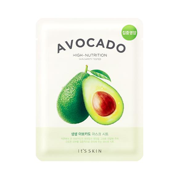 ITS SKIN The Fresh Sheet Mask - Avocado - High Nutrition