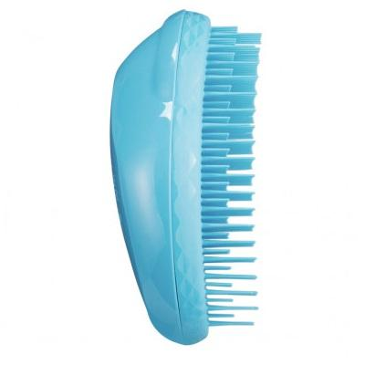 TANGLE TEEZER Thick & Curly - Azure Blue
