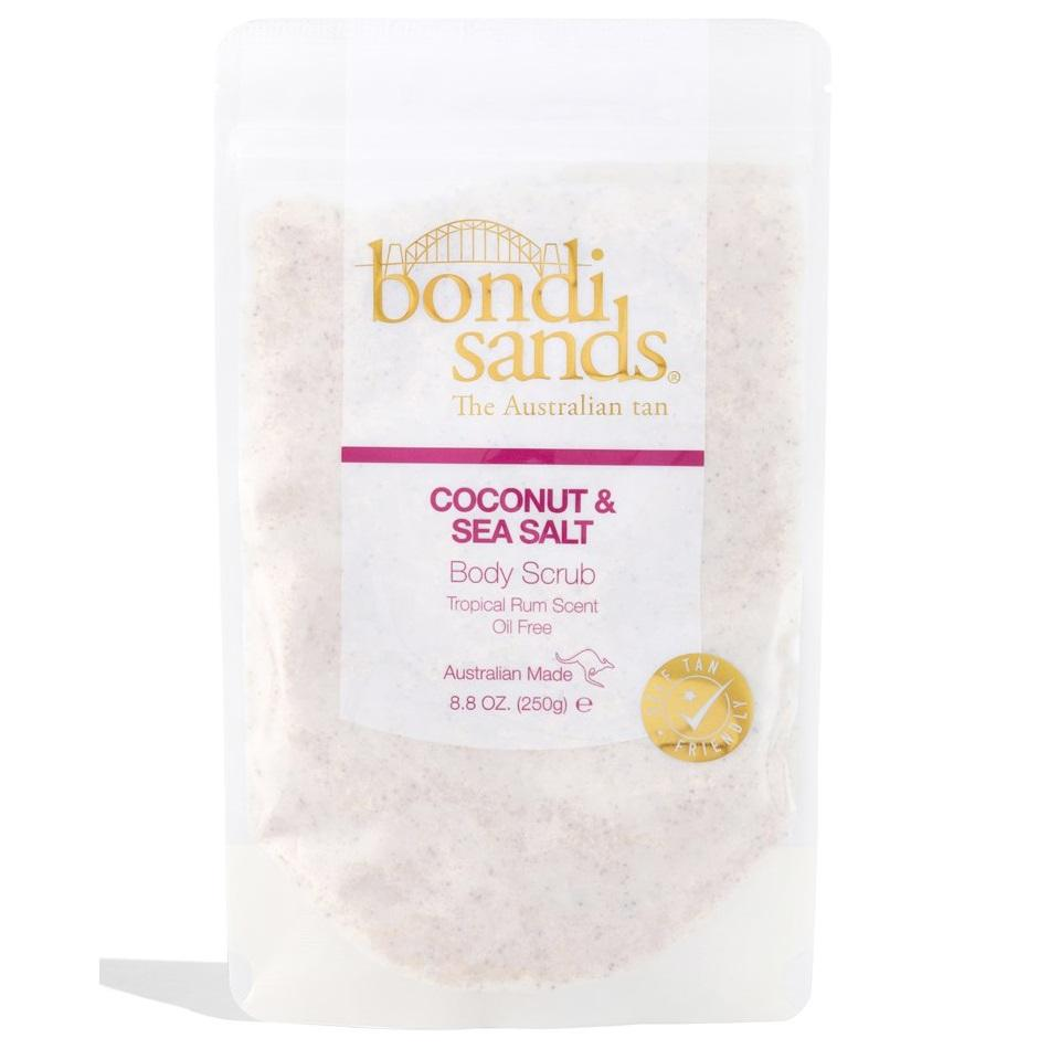 BONDI SANDS Tropical Rum Coconut & Sea Salt Body Scrub (250 g)