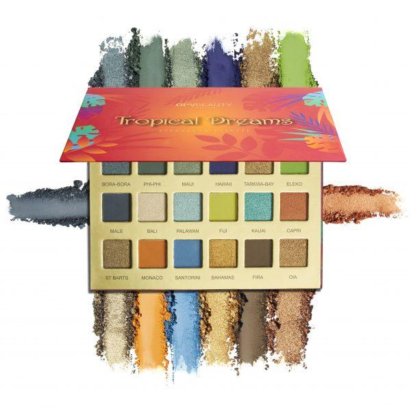 OPV BEAUTY Tropical Dream Eyeshadow Palette