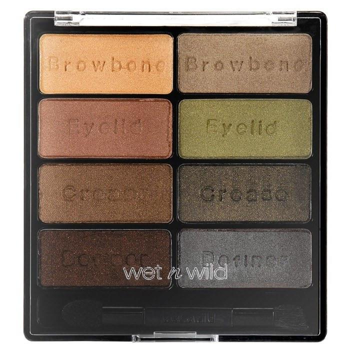 WET N WILD Color Icon EyeShadow Collection - Comfort Zone