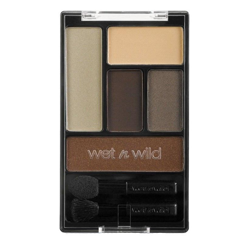 WET N WILD Color Icon EyeShadow Palette - The Naked Truth