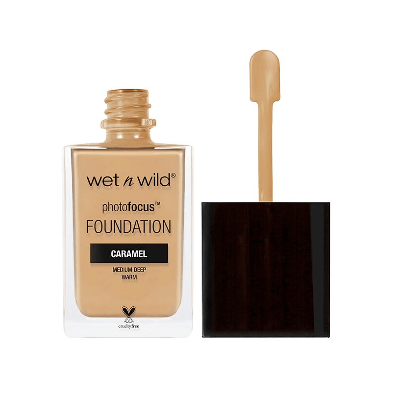 WET N WILD Photo Focus Foundation - Caramel