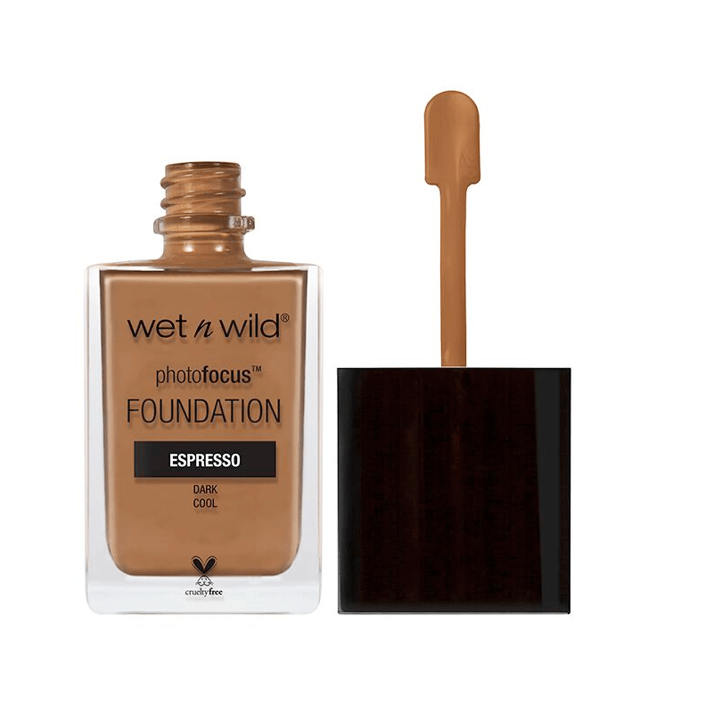 WET N WILD Photo Focus Foundation - Espresso
