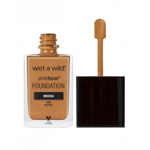 WET N WILD Photo Focus Foundation - Mocha