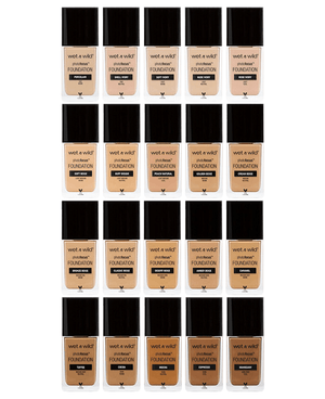 WET N WILD Photo Focus Foundation - Bronze Beige