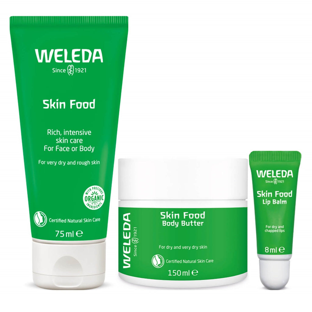 WELEDA Skin Food Bundle (RRP $62.85)