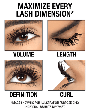 WET N WILD Lash Renegade - Brazen Black