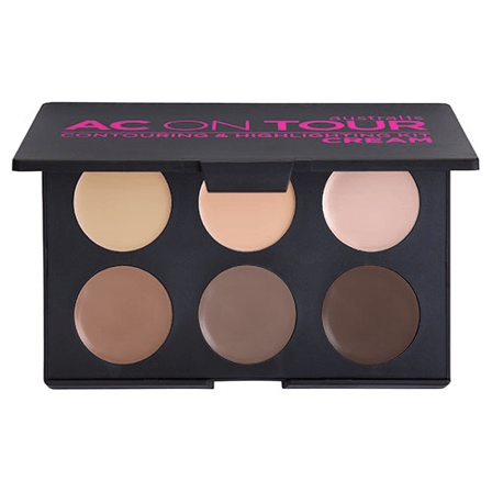 AUSTRALIS AC ON TOUR Cream Contouring Palette - Cool