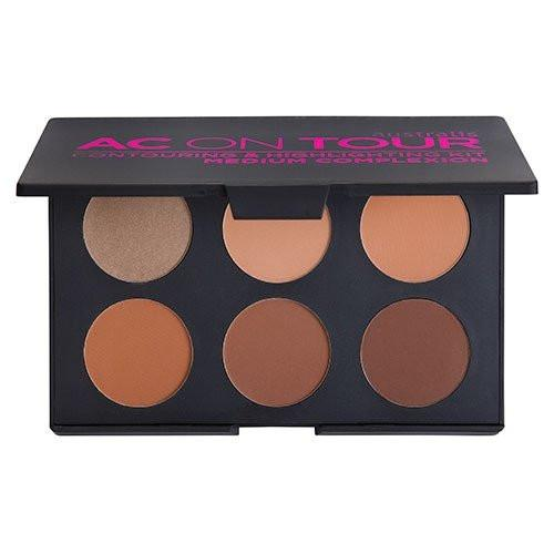 AUSTRALIS AC ON TOUR Powder Contouring Palette - Medium