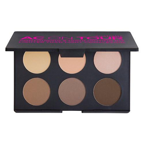 AUSTRALIS AC ON TOUR Powder Contouring Palette - Lighter Than Light