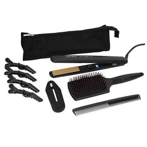 SILVER BULLET Keratin 230 Ceramic Hair Straightener (With Extras)