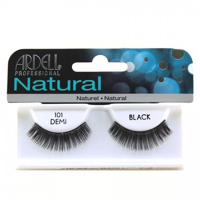 ARDELL Natural Lashes - 101 Demi Black