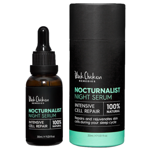BLACK CHICKEN REMEDIES Nocturnalist Night Serum